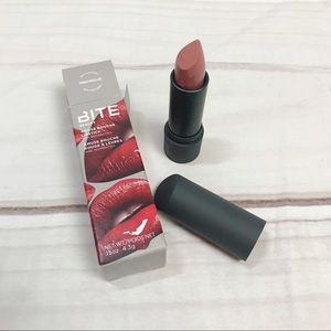 NWT Bite Beauty Lipstick in Meringue